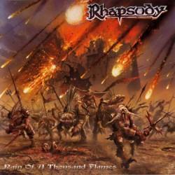 RHAPSODY - Rain Of A...
