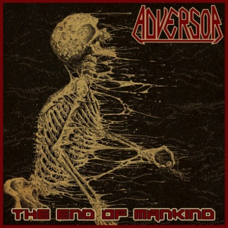 ADVERSOR - The End Of Mankind
