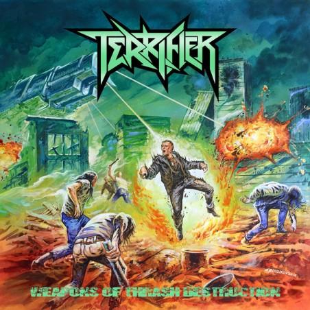 TERRIFIER - Weapons of Thrash Destruction