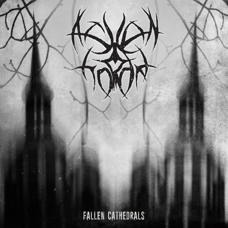 ASHEN HORDE - Fallen Cathedrals
