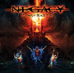 Negacy ‎– Flames Of Black Fire