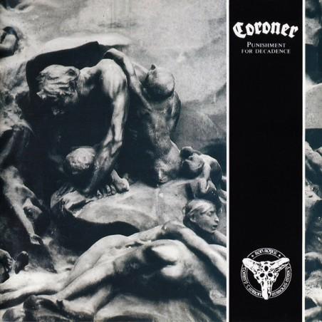 Coroner – Punishment For Decadence