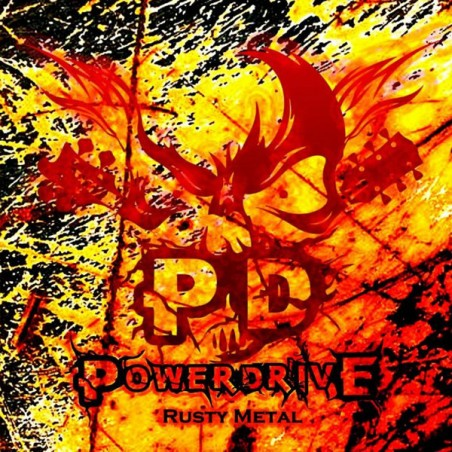 Powerdrive – Rusty Metal