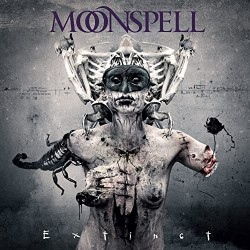 MOONSPELL - EXTINCT (CD+DVD)