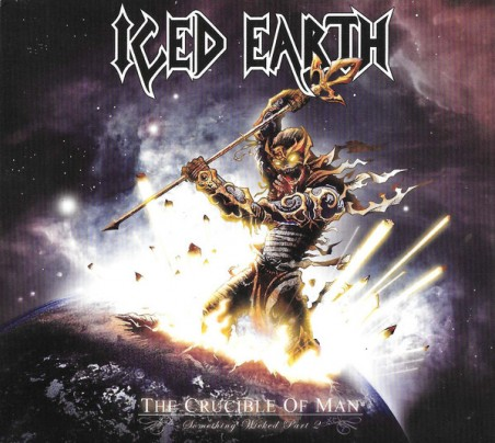 Iced Earth – The Crucible Of Man: Something Wicked Part 2  [DIGI]
