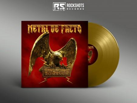 METAL DE FACTO - Imperium Romanum [VINYL GOLD]