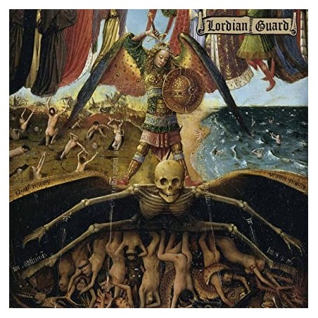 LORDIAN GUARD - SINNERS IN THE HANDS OF AN ANGRY GOD