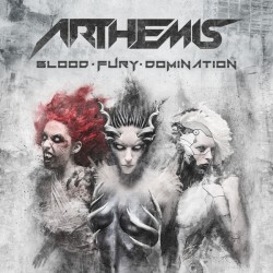 ARTHEMIS - BLOOD FURY...