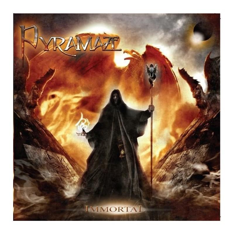 Pyramaze - Immortal