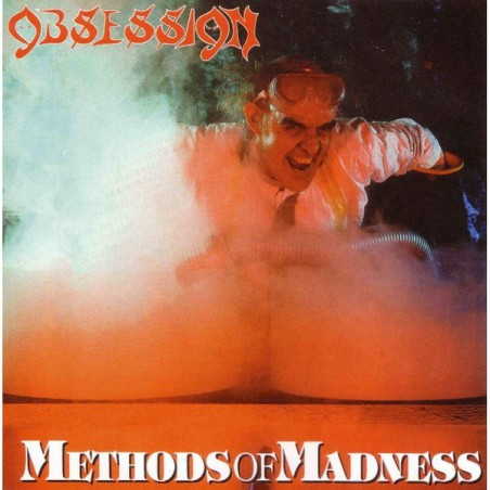 Obsession - Methods of Madness [re-issue]