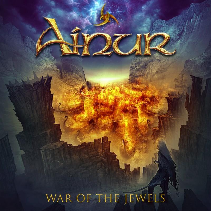 AINUR - War Of The Jewels (Gatefold Vinyl Edition)