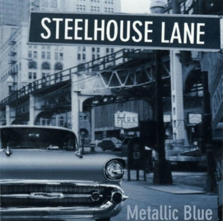 Steelhouse Lane – Metallic Blue