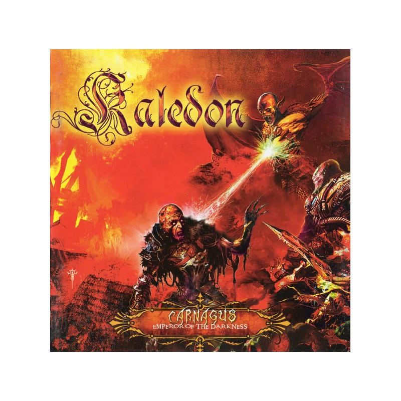 Kaledon – Carnagus: Emperor Of The Darkness