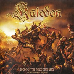 Kaledon ‎– Legend Of The...