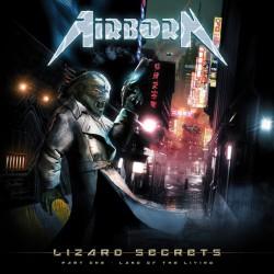 Airborn – Lizard Secrets:...