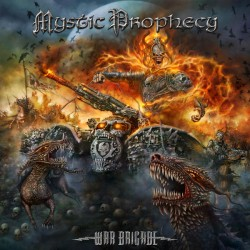 Mystic Prophecy – War Brigade