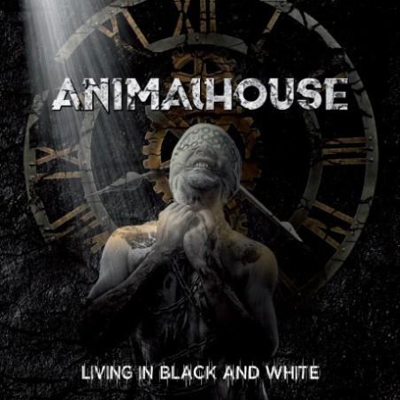 Animalhouse – Living In Black And White