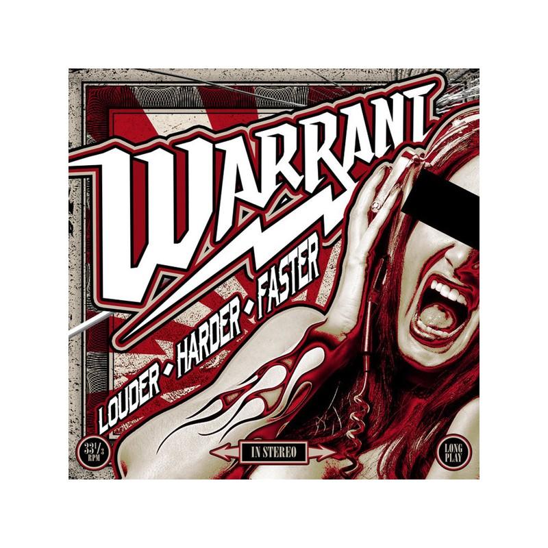 Warrant – Louder ◊ Harder ◊ Faster