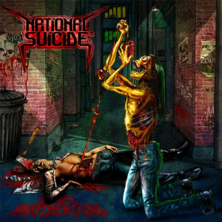 National Suicide – Anotheround