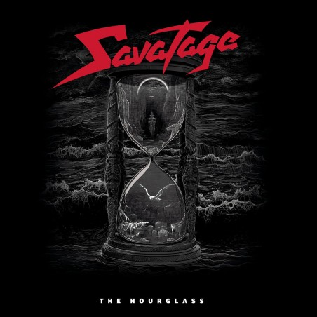 SAVATAGE - The Hourglass [VINYL]