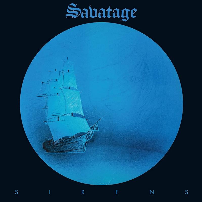SAVATAGE - Sirens [BLACK VINYL]