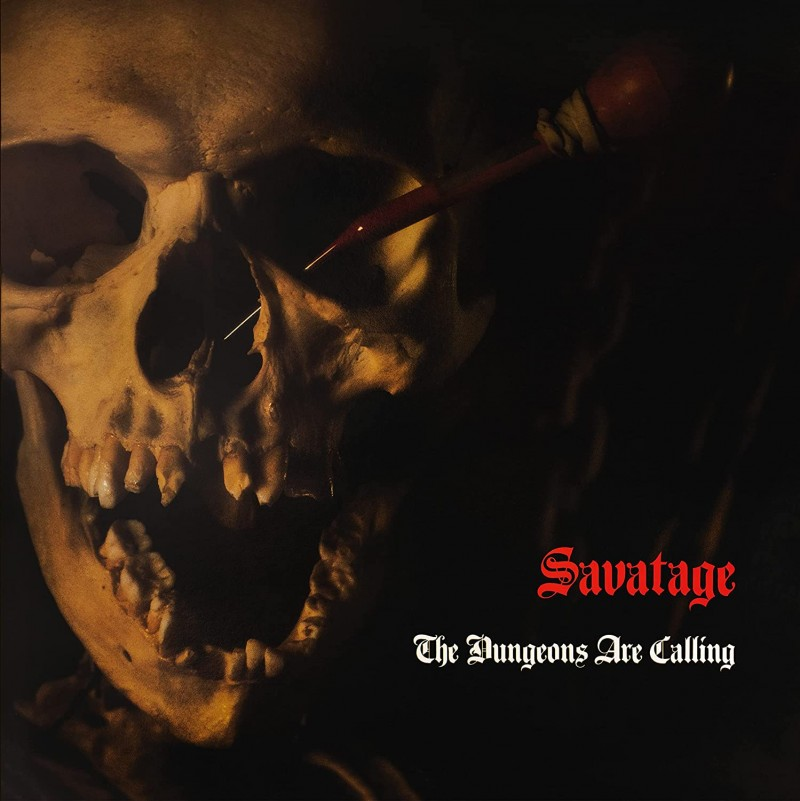 SAVATAGE - The Dungeons Are Calling (BLACK VINYL)