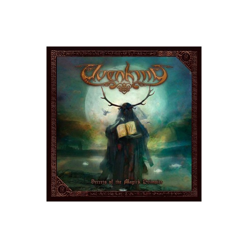 Elvenking – Secrets Of The Magick Grimoire