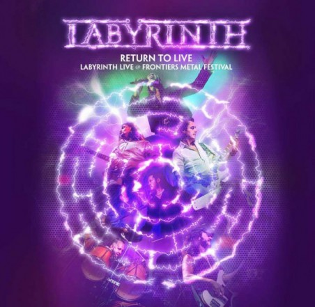 Labyrinth – Return To Live [CD+DVD]