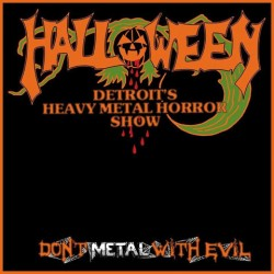 Halloween – Don't Metal...