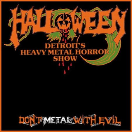 Halloween – Don't Metal With Evil