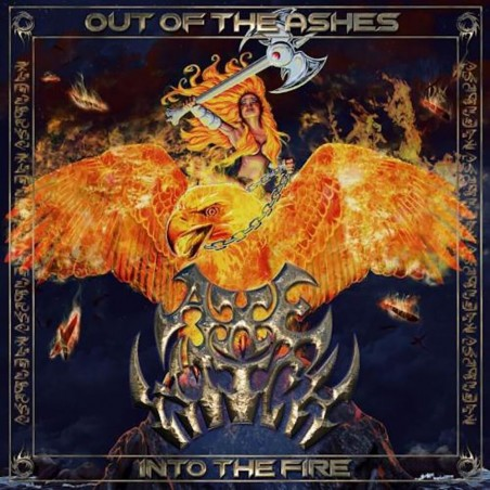 Axewitch – Out Of The Ashes Into The Fire