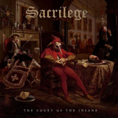 Sacrilege – The Court Of The Insane