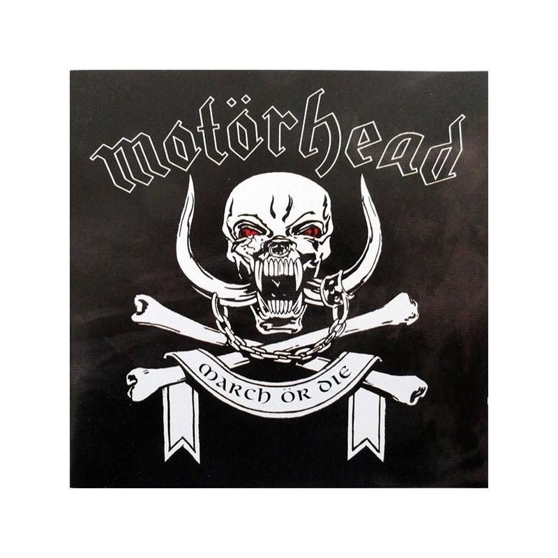 Motörhead – March Ör Die