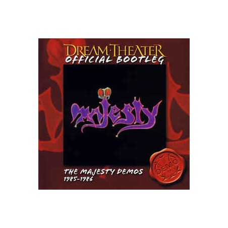 Dream Theater – Official Bootleg: The Majesty Demos 1985-1986