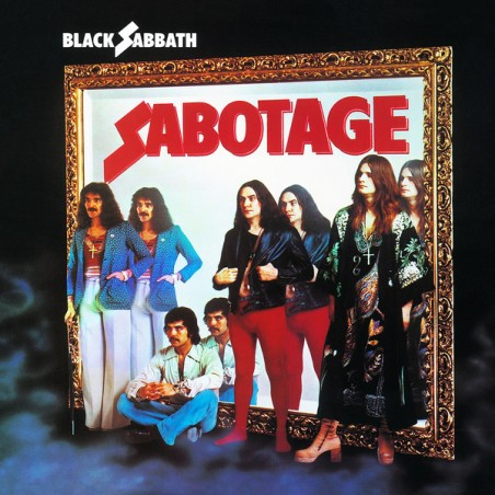 Black Sabbath – Sabotage [VINYL 180 G]