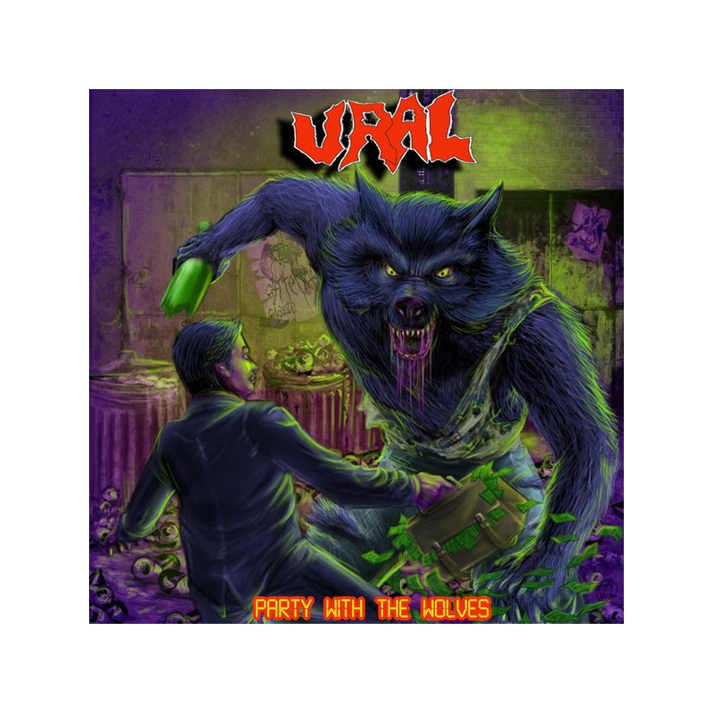 Ural – Party With The Wolves