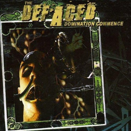 The Defaced – Domination Commence