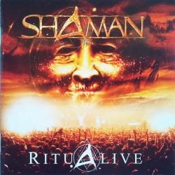 SHAMAN - Ritualive [Digipak...