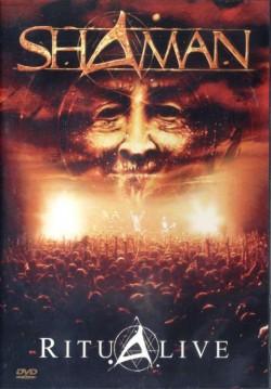SHAMAN - Ritualive [DVD]