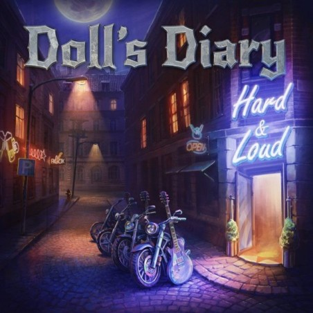 DOLL'S DIARY Hard & Loud