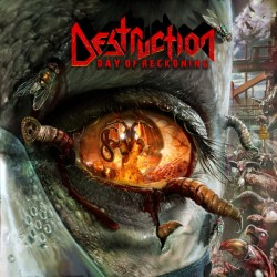 Destruction ‎– Day Of...
