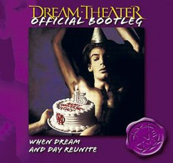 Dream Theater ‎– Official...