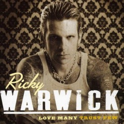 Ricky Warwick ‎– Love Many...