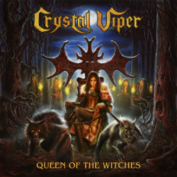 CRYSTAL VIPER - Queen Of...