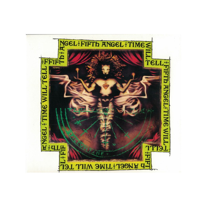 Fifth Angel – Time Will Tell [DIGI CD]