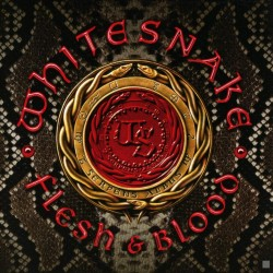 WHITESNAKE - Flesh And Blood