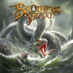 BROTHERS OF METAL - Emblas...