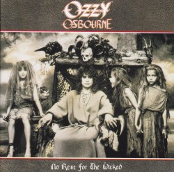 Ozzy Osbourne ‎– No Rest...