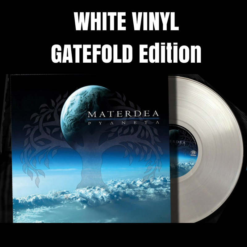 MATERDEA - Pyaneta [VINYL WHITE]